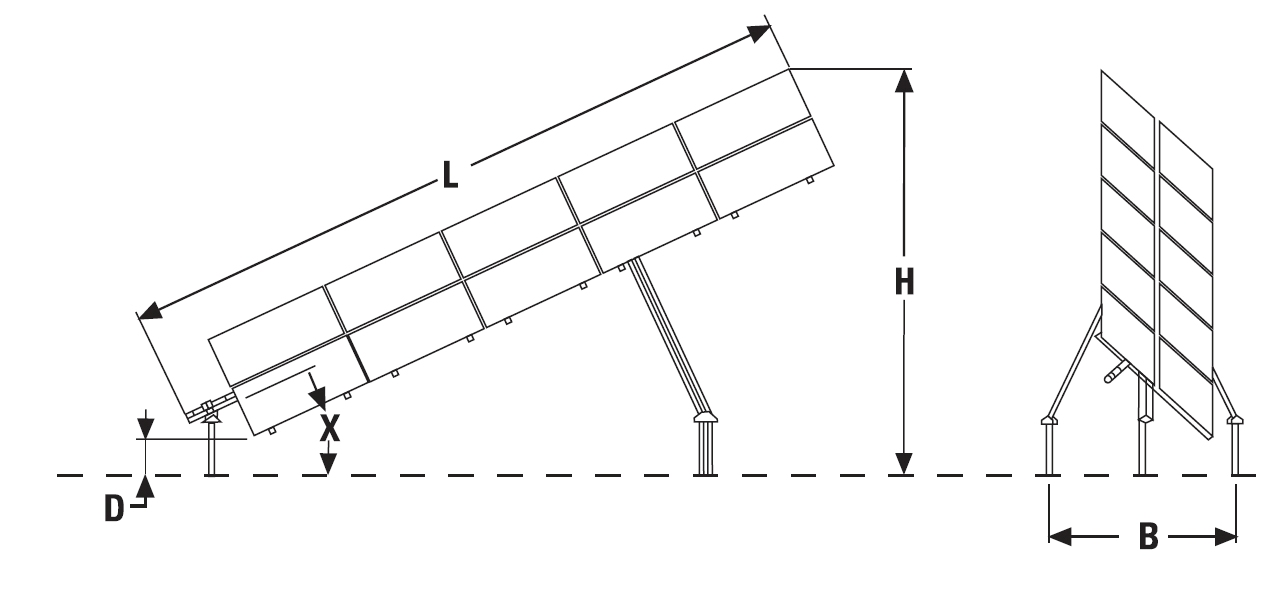 Схема №1 трекера UST-PASAT-44
